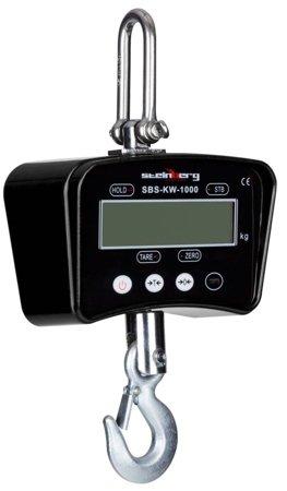 45643500 Waga hakowa Steinberg Systems SBS-KW-1000B LCD (udźwig: 1T)