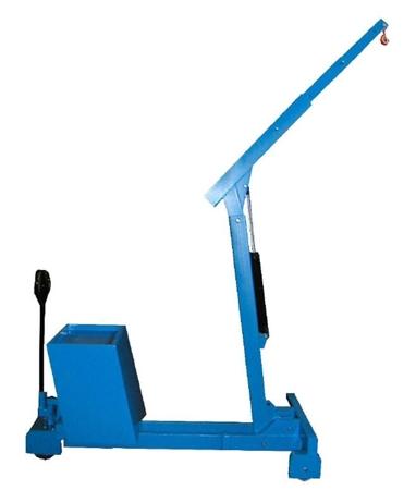 61714830 Żuraw hydrauliczny ręczny z przeciwwagą (udźwig do 1000 kg)