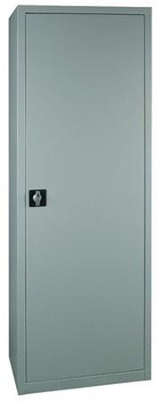 77157072 Szafa biurowa, 1 drzwi, 4 półki regulowane (wymiary: 2000x600x460 mm)