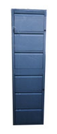 77157119 Szafa kartotekowa, 6 szuflad B5 (wymiary: 1390x370x530 mm)