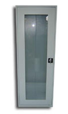 77157182 Szafa narzędziowa przeszklona, 4 półki (wymiary: 1800x600x460 mm)