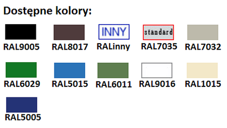 77157246 Szafa narzędziowa, 10 szuflad (wymiary: 1250x600x600 mm)