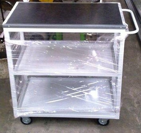 77157336 Wózek montażowy, 3 platformy (wymiary: 1000x500x900 mm)