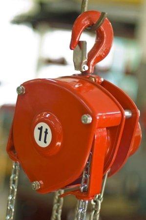 9588150 Wciągnik łańcuchowy stacjonarny WŁ-25S (udźwig: 2,5 T)