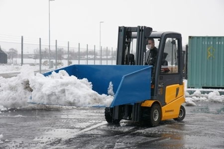 99724702 Pojemnik do śniegu i piasku GermanTech SK 1 (pojemność: 1000 L)