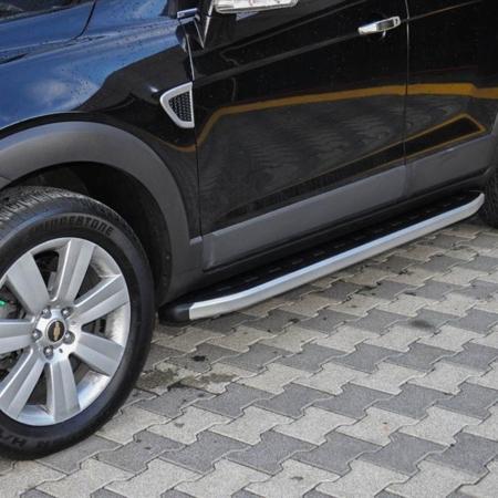 DOSTAWA GRATIS! 01655680 Stopnie boczne - Chevrolet Captiva (długość: 171 cm)