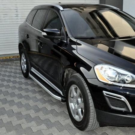 DOSTAWA GRATIS! 01655775 Stopnie boczne - Volkswagen Amarok 2010- (długość: 193 cm)