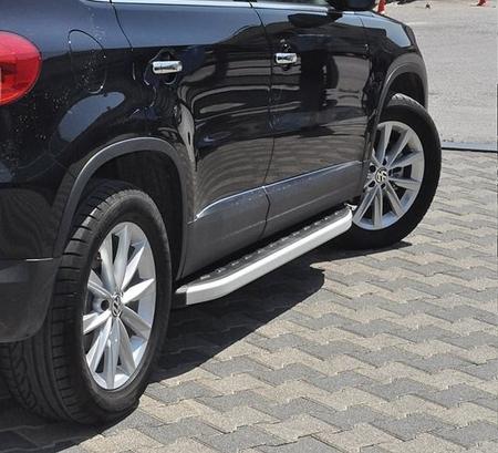 DOSTAWA GRATIS! 01655778 Stopnie boczne - Volkwagen Tiguan 2007-2015 (długość: 171 cm)