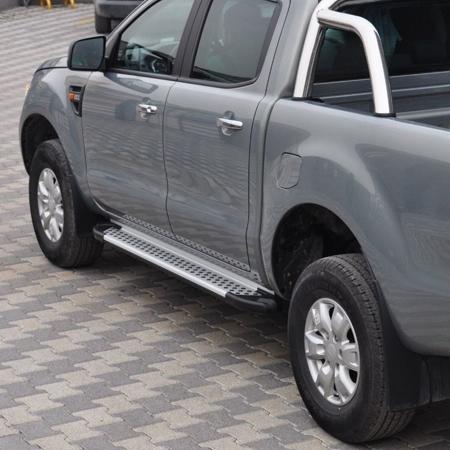 DOSTAWA GRATIS! 01656004 Stopnie boczne - Ford Ranger II 2006-2012 (długość: 193 cm)