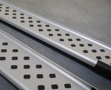 DOSTAWA GRATIS! 01656012 Stopnie boczne - Hyundai SantaFe 2012- (długość: 171 cm)