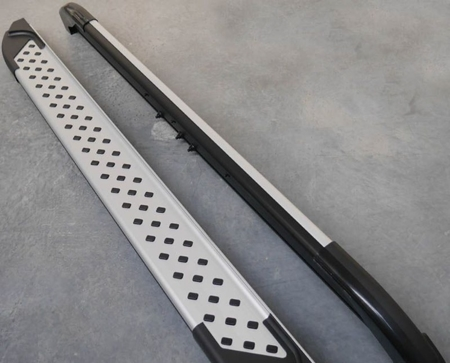 DOSTAWA GRATIS! 01656088 Stopnie boczne - Volkswagen Touareg 2003-2010 (długość: 193 cm)