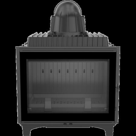 DOSTAWA GRATIS! 30046769 Wkład kominkowy 12kW Franek (szyba prosta)