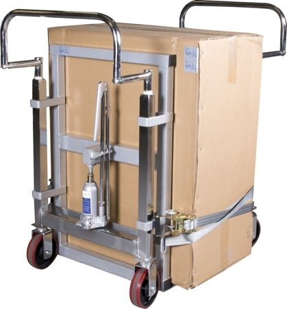DOSTAWA GRATIS! 310709 Transporter hydrauliczny (udźwig: 1800 kg)