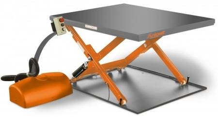 DOSTAWA GRATIS! 44340152 Kompaktowy stół niskiego podnoszenia Unicraft SHT 1001 G (udźwig: 1000 kg)