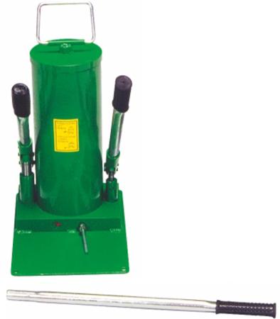 DOSTAWA GRATIS! 62725754 Pompa hydrauliczna ręczna (pojemność zbiornika: 4,0 dm3)