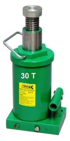 DOSTAWA GRATIS! 6276351 Podnośnik hydrauliczny jednotłokowy (wysokość podnoszenia min/max: 318/618mm, udźwig: 30T)