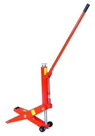 DOSTAWA GRATIS! 99724877 Podnośnik hydrauliczny pazurowy przesuwny GermanTech HFJ-700 (udźwig: 7 T)