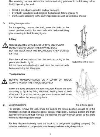 DOSTAWA GRATIS! 99746696 Wózek paletowy elektryczny GermanTech ECL1016 (udźwig: 1000 kg, długość wideł: 1150 mm, wysokość podnoszenia: 1600 mm)